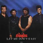 Stranglers - Let Me Down Easy Record