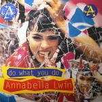 Annabella Lwin Do What You Do